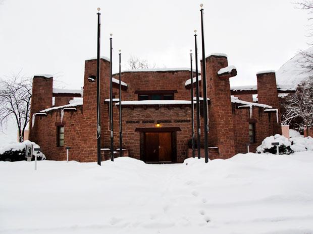 Navajo Nation Council building