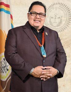Hon. Seth Damon, Speaker of the Navajo Nation Council
