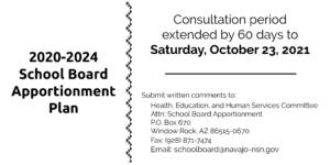 School Board Apportionment Plan